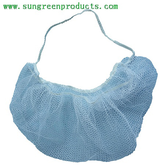 Nylon net beard cover