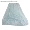Nonwoven bed cover